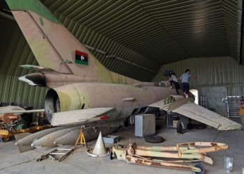 مصادر: تركيا تخطط للانتشار العسكري في قاعدة الوطية الليبية