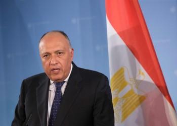 مصر تهاجم تركيا بسبب ليبيا وتطالب التحالف الدولي بالضغط عليها