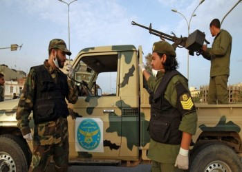 قوات حفتر تعلن خروجها من طرابلس وتدعو الوفاق لوقف القتال