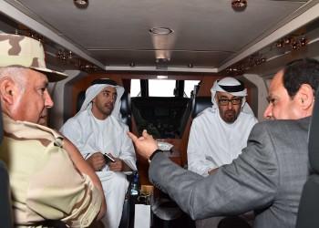 الإمارات ومصر تؤكدان توافقهما حول قضايا المنطقة