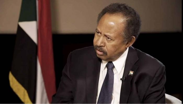 رئيس الوزراء السودان: لا نملك نوايا عدائية ضد إثيوبيا