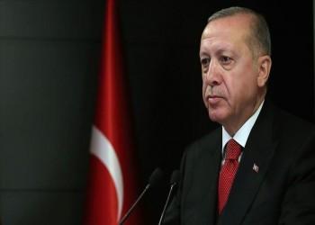 أردوغان يلغي قرار حظر التجوال في 15 ولاية