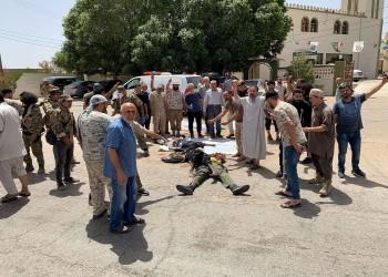 ميليشيا حفتر تصفي 106 مدنيين قبل الهروب من ترهونة