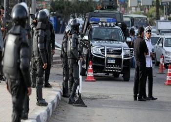 إصابة مسؤولين أمنيين مصريين بفيروس كورونا