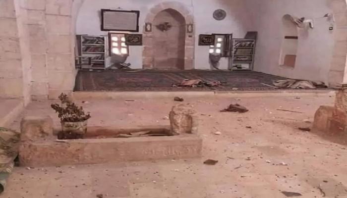 علماء المسلمين يندد بنبش ضريح عمر بن عبدالعزيز