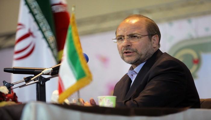 بآية قرآنية.. رئيس برلمان إيران يرد على عرض ترامب التفاوض