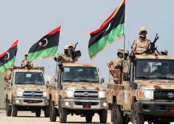 قوات الوفاق الليبية ترفض إعلان القاهرة: هرطقات