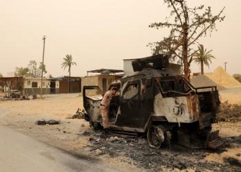 الإمارات تؤيد إعلان القاهرة لحل الأزمة الليبية