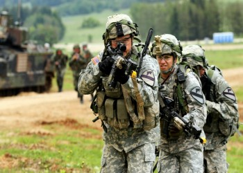 وارسو تأمل في نقل بعض القوات الأمريكية من ألمانيا لبولندا