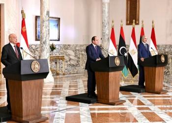 بعد الإمارات والأردن.. ترحيب سعودي بإعلان السيسي بشأن ليبيا