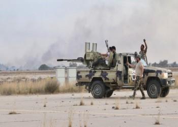 قوات الوفاق الليبية تعلن إسقاط طائرتين مسيرتين لحفتر في سرت