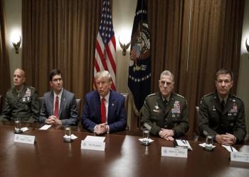 سي إن إن: وزير الدفاع الأمريكي ورئيس الأركان متضجران من ترامب
