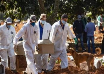 البرازيل.. 904 وفيات جديدة بكورونا في 24 ساعة