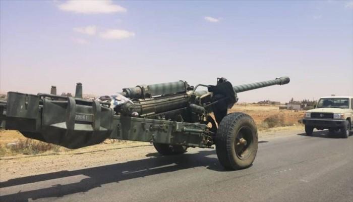 قوات حفتر تستخدم قاذفات إماراتية في ترهونة