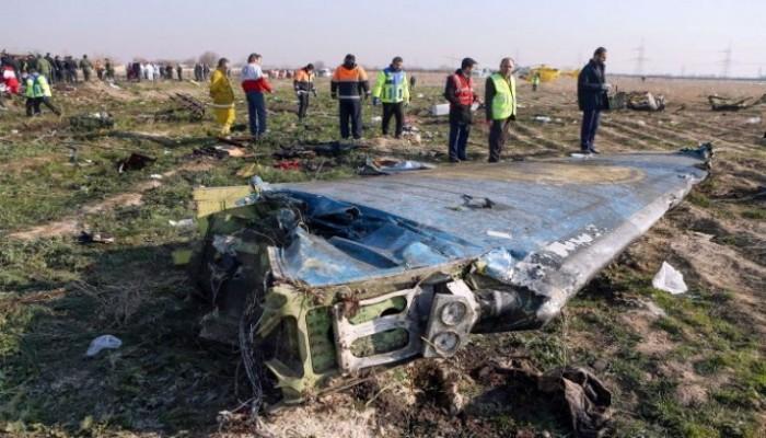 إيران تقلل من أهمية الصندوقين الأسودين للطائرة الأوكرانية المنكوبة