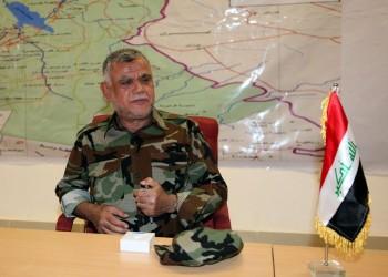 تحالف الفتح العراقي: العامري لن يستلم رئاسة الحشد الشعبي