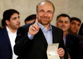 قاليباف.. الرجل رقم صفر في البرلمان الإيراني