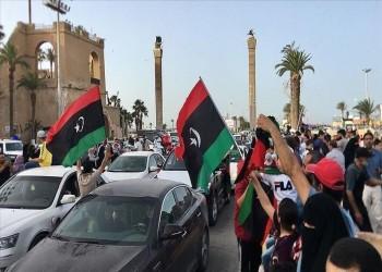 كتائب أمنية في أوباري تعلن تأييدها للحكومة الليبية
