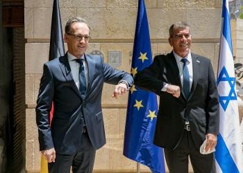إسرائيل تمنع وزير الخارجية الألماني من لقاء الفلسطينيين بالضفة الغربية
