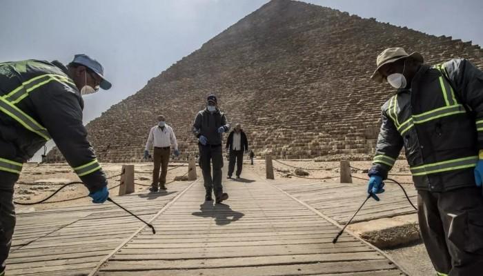 مصر.. عودة السياحة والطيران إلى المناطق الساحلية مطلع يوليو