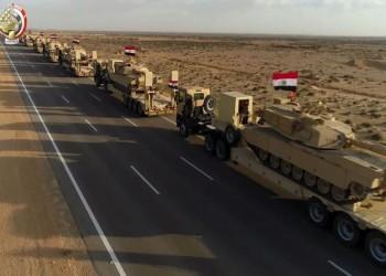 4 أهداف وراء التحركات المصرية قرب حدود ليبيا