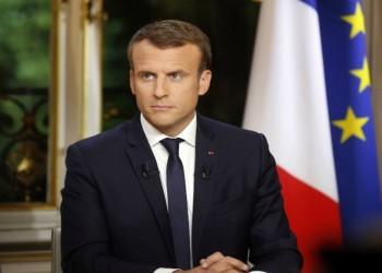 الرئاسة الفرنسية تنفي عزم ماكرون الاستقالة