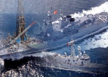 البحر المفتوح.. مناورات تركية بمياه المتوسط