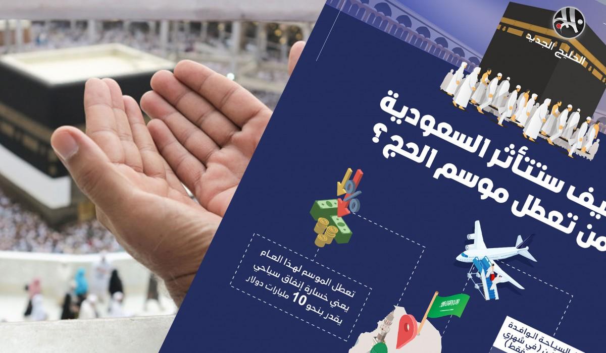 كيف ستتأثر السعودية من تعطل موسم الحج؟
