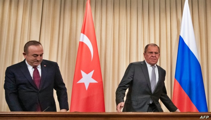 تزايد الخلافات يؤجل زيارة وزيري خارجية ودفاع روسيا لتركيا