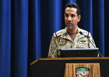 السعودية تعلن إسقاط طائرة حوثية مفخخة استهدفت جنوبي المملكة