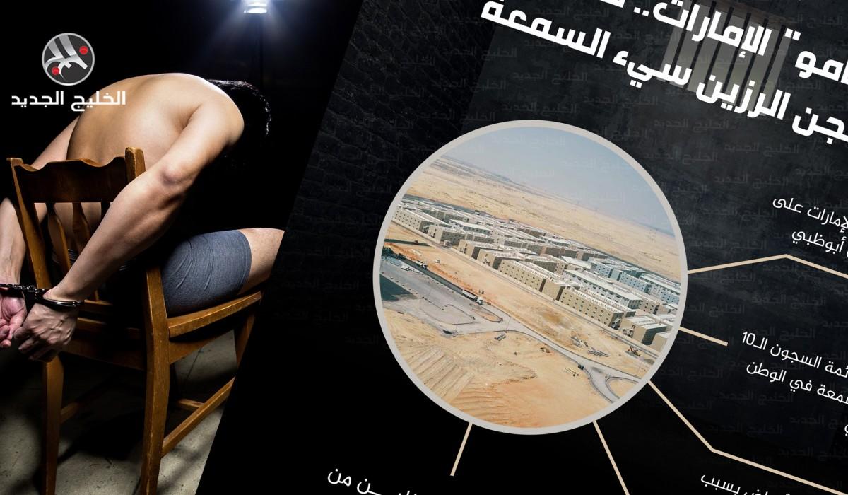 غوانتانامو الإمارات.. تعرف على سجن الرزين سيء السمعة