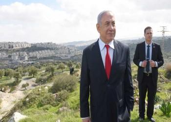 نتنياهو يغير خطته مع تراجع الدعم لضم الضفة