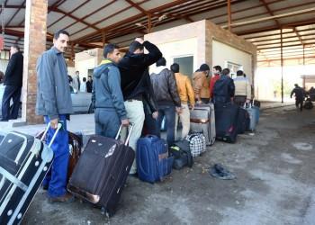 مصر تعلن عودة 23 عاملا بعد القبض على محتجزيهم بليبيا