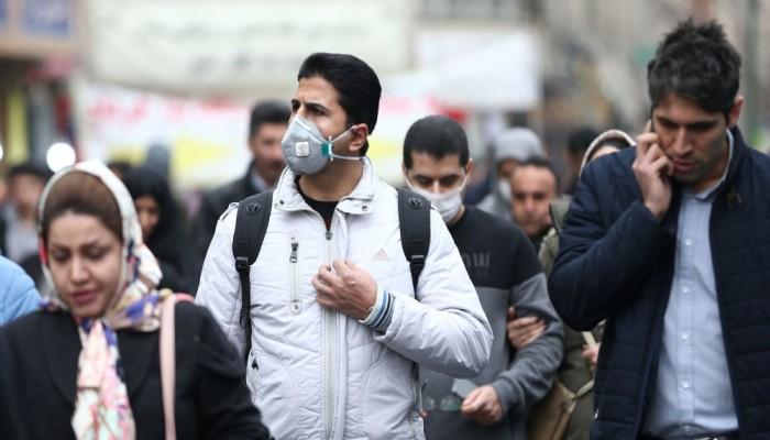 كورونا إيران.. 87 وفاة و2596 إصابة جديدة خلال 24 ساعة