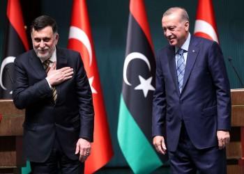 تركيا مستعدة للبدء في إعادة إعمار ليبيا سريعا