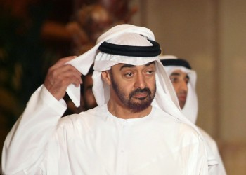 مسؤول يمني يتوعد بن زايد: ستبكي ندما