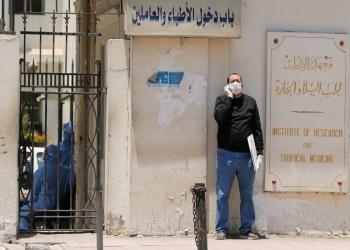 كورونا.. ارتفاع وفيات أطباء مصر إلى 83