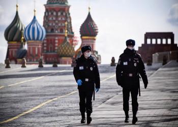 كورونا.. روسيا تسجل 161 وفاة ونحو 8 آلاف إصابة