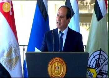 السيسي: تجاوز سرت خط أحمر وتدخل مصر المباشر بات شرعيا