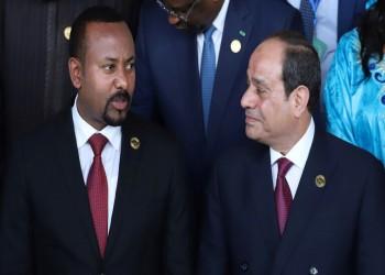 السيسي: حريصون على التفاوض دبلوماسيا في أزمة سد النهضة