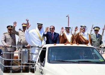 السعودية والإمارات تؤكدان دعمهما لموقف مصر بشأن ليبيا