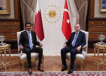 بعد تهديدات السيسي.. أمير قطر يتلقى اتصالا من أردوغان