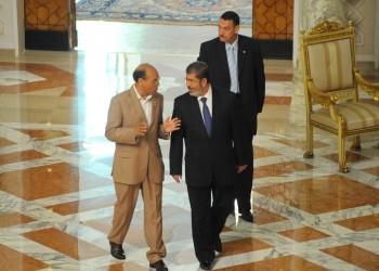 المرزوقي: مرسي واجه قوى جبارة وسنواصل معركته