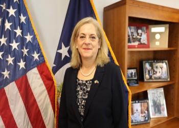 سفيرة أمريكا بالكويت تؤكد أهمية التوصل لحل قريب للأزمة الخليجية
