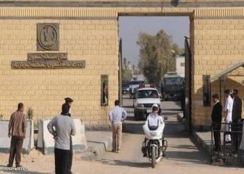 300 مصاب بكورونا في سجن العقرب بمصر