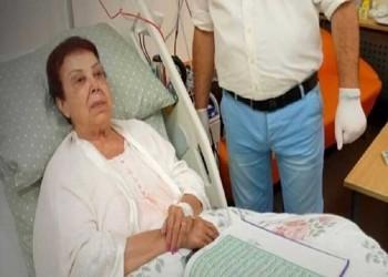مصر.. تدهور كبير للحالة الصحية للممثلة رجاء الجداوي