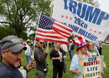 صيف ترامب الساخن: هل تتلاشى فرص الولاية الثانية؟