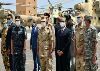 الإعلام السعودي يواصل تحريض السيسي على التدخل العسكري في ليبيا