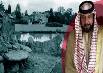 تايمز: صنبور قصر حاكم الإمارات ببريطانيا يصب مياه إيفيان الفرنسية