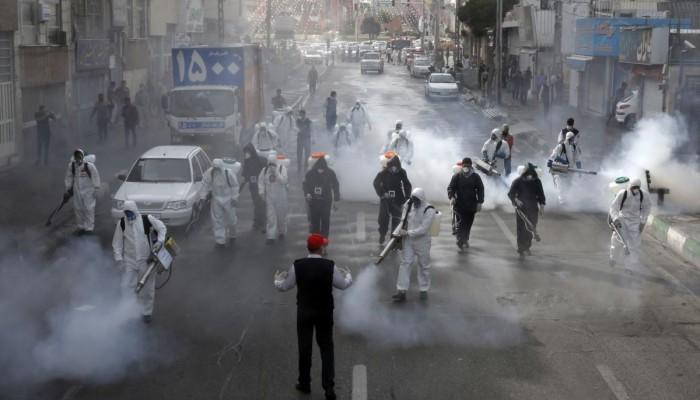 تقديرات رسمية إيرانية: خمس سكان طهران مصابون بكورونا